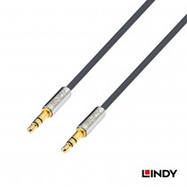 35322 - CROMO LINE 3.5MM立體音源 公對公 2M