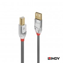 36641 - CROMO LINE USB2.0 Type-A/公 to Type-B/公 傳輸線 1m