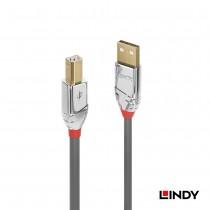 36643 - CROMO LINE USB2.0 Type-A/公 to Type-B/公 傳輸線 3m