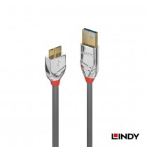 36659 - CROMO LINE USB3.0 Type-A/公 to Micro-B/公 傳輸線 3m