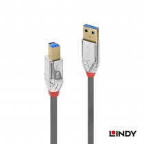 36661 - CROMO LINE USB3.0 Type-A/公 to Type-B/公 傳輸線  1m