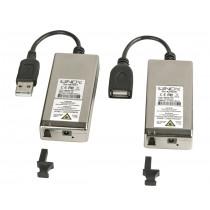 42702 - USB 2.0 光纖訊號延長器 200m