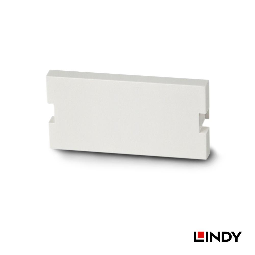 60540 -  LINDY 空白模組/模塊面板,白色