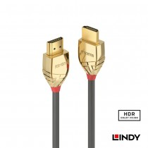 37865 - GOLD LINE HDMI 2.0(Type-A) 公 to 公 傳輸線 7.5M