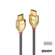 37866 - GOLD LINE HDMI 2.0(Type-A) 公 to 公 傳輸線 10M