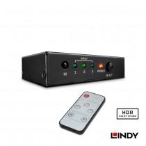 38232_A - HDMI 2.0 4K/60Hz 18G 3進1出切換器
