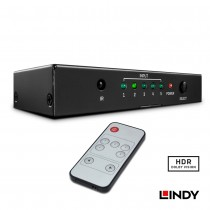 38233_A - HDMI 2.0 4K/60Hz 18G 5進1出切換器