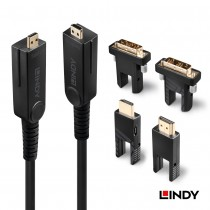 38323 - HDMI2.0 18G 4K/60HZ & DVI三合一光電混合線,40M