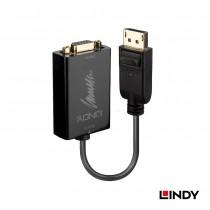 41006 - DisplayPort公 轉 VGA母 轉換器