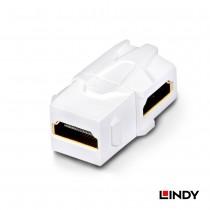 60490 -  HDMI Type A/母 to Type A/母 90度 模組/模塊Keystone