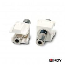 60528 -  3.5mm/母 to 3.5mm/母  模組/模塊Keystone